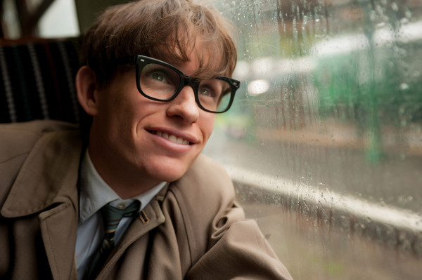 Eddie Redmayne: The Theory of Everything